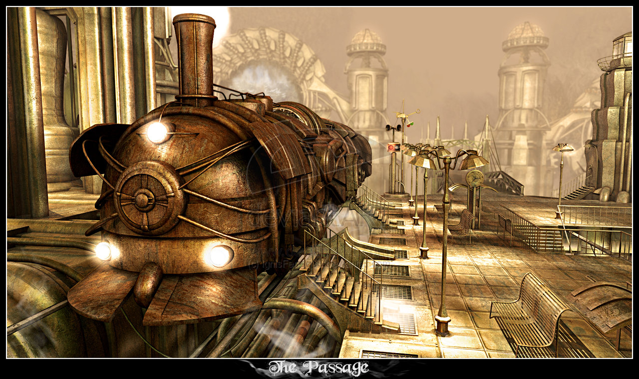 Steampunk or is It? | Boyofbows Weblog
