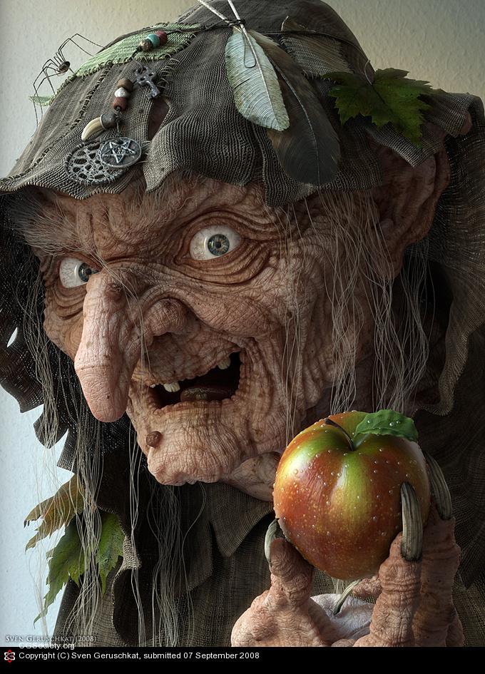 evil-witch-by-sven-geruschkat