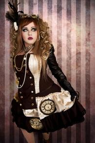 Clockwork Doll By Deadly D0ll
