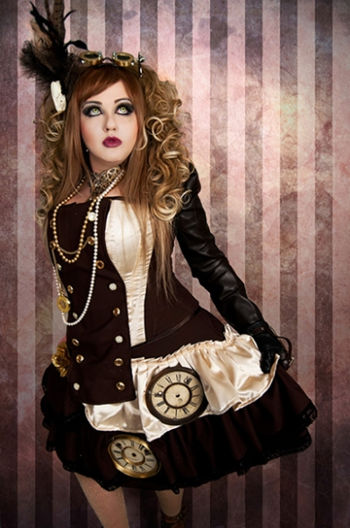 Clockwork Doll By Deadly D0ll