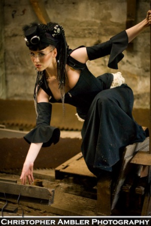 Revel - Steampunk By Christopher Ambler Photography