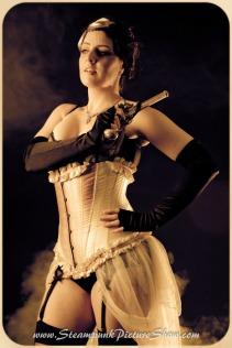 Steampunk Boudoir