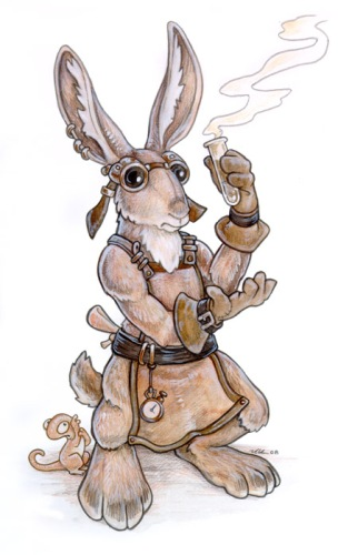 Steampunk_Hare_by_ursulav