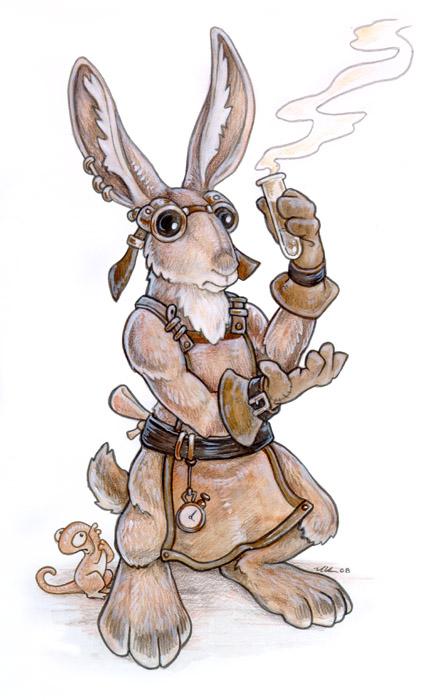 Steampunk_Hare_by_ursulav