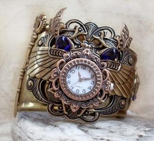 steampunk_watch___egyptian_3_by_aranwen