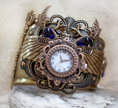 steampunk_watch___egyptian_3_by_aranwen