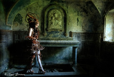 The Obsolete Angel By Darkview