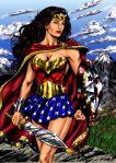 Wonder Woman Soldier