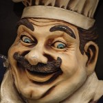 Chefs are definitely scarier than Clowns
