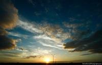 Sunset Over Vero Beach