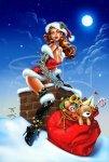 Witchblade Santa
