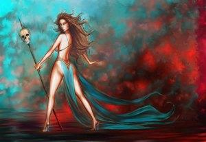 Goddess Of Armageddon