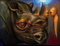 Conversation with Rhino