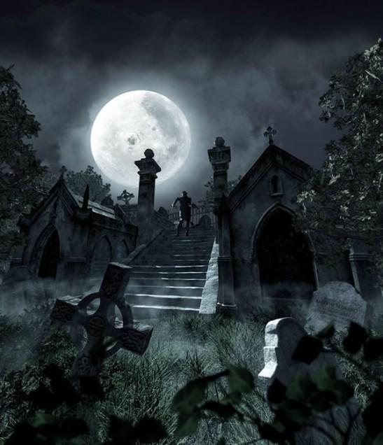 Creepy Night Revision by Alberto Moreno