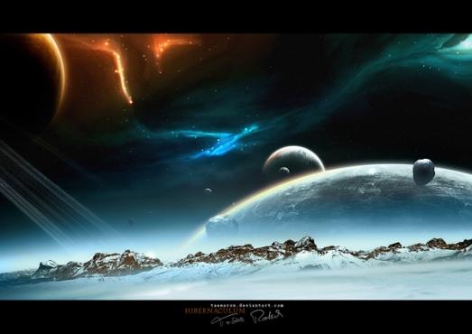 Hibernaculum By Taenaron