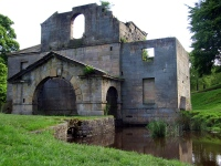 Old Corn Mill, Chatsworth Park