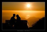 Romance in Sunset