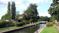 Sonning Lock & Lock-keepers Cottage