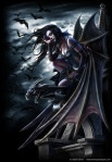 Spiral Vampire Angel