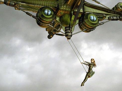 The Swing by Zieben Lin