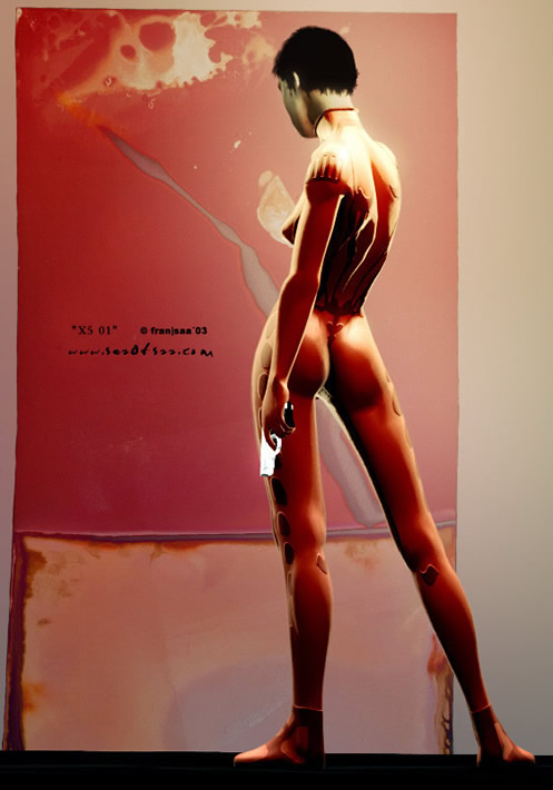 x501 by Fran Saa