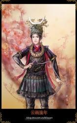 Chinese Painting - Minorities