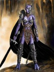 Indigo Demon
