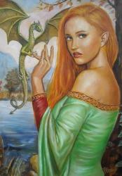 Tamlina And The Dragon