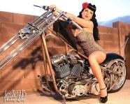 Asia DeVinyl & Bike