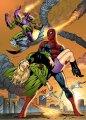 Spidey, Gwen & Goblin