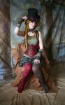 Steampunk Circus Doll