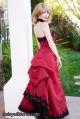 Lauren In Red