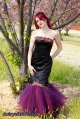 Tulle Mermaid Dress