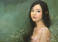 Oriental Nymph