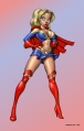 Super Girl Not Supergirl