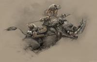 Necromancian - Warrior