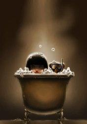 - Bath -