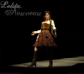 Lolita Nouveau - Steampunk