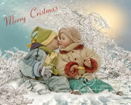 Merry Christmas - Lovely Friends