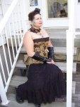 Cthulu Steampunk Costume