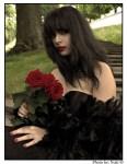 Romantic Gothic Girl