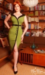Sexy Secretary Dress