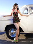 The Bettie Retro