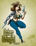 Cyber Cowgirl