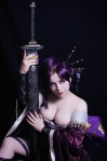 Samurai Warriors Demon's Wife