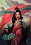 Birthday Geisha