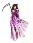 Geisha De La Muerte