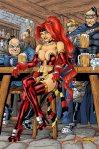 Red Monika Tavern - Battlechasers