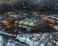 Alien Station 3D
