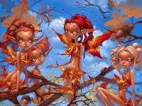 Octobers Creatures
